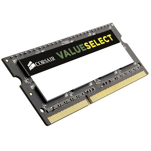 CORSAIR Memory Notebook 8GB DDR3 PC-12800 [CMSO8GX3M1A1600C11] - Memory So-Dimm Ddr3